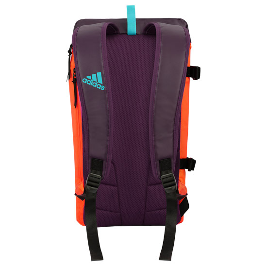Adidas VS3 Hockey Backpack (Orange)