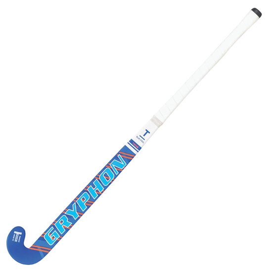 Gryphon Blue Steel T-Bone Hockey Stick