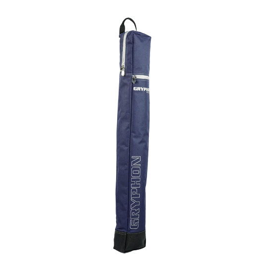 Gryphon Slim Jim Hockey Stick Bag (Navy-White)