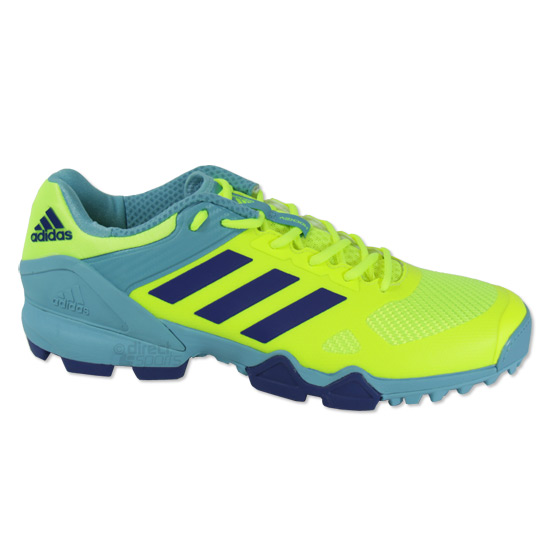 Adidas Adipower III Mens Hockey Shoes (Solar Yellow)  18335f9d1