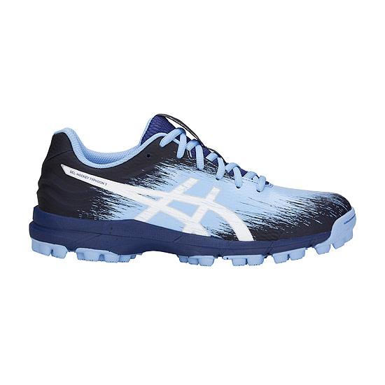 Asics Gel-Hockey Typhoon 2 Womens Hockey Sports Shoes Boots Trainers Pumps