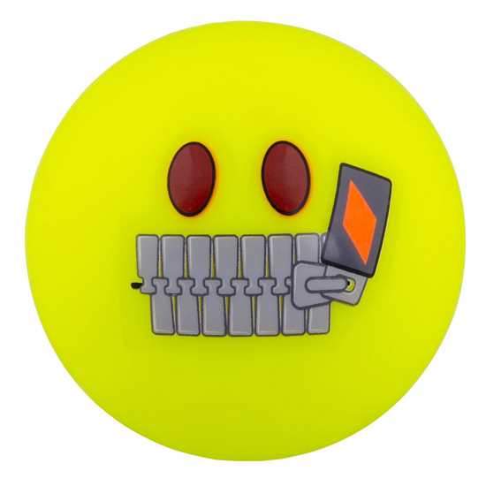 Grays Emoji Hockey Ball (Zip It)
