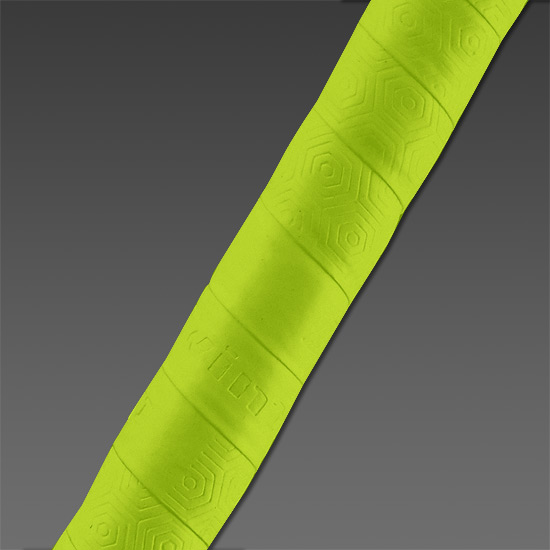 Grays Twintex Hockey Stick Grip (Fluo Yellow)