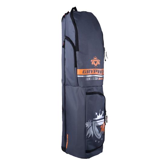 5cf4b0e6bc74 Gryphon Deluxe Dave Hockey Stick Kit Bag (Grey)
