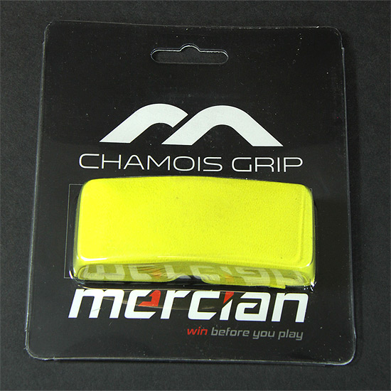 Mercian Coloured Chamois Grip (Yellow)