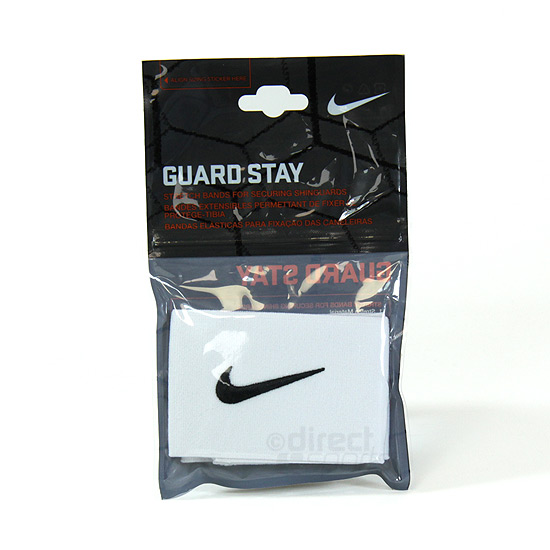 Nike Guard Stay II Shinguard Sleeve (White)