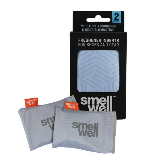 Smell Well Deodorizing Pouches (Geometric Grey)