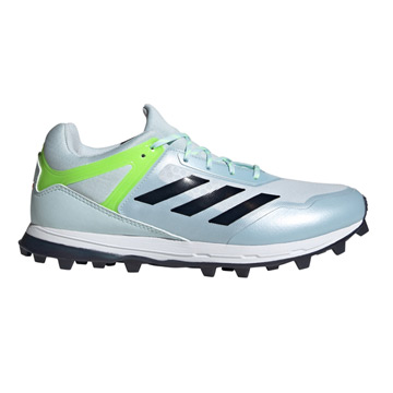 Adidas Fabela Zone Hockey Shoes (Sky Blue)