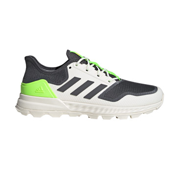 Adidas Adipower Hockey Shoes (Grey-Green)