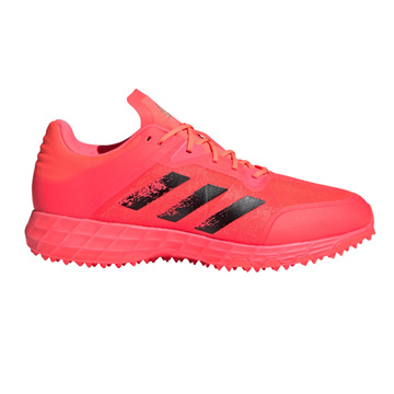 Adidas Hockey Lux 2.0 Hockey Shoes (Pink-Black)