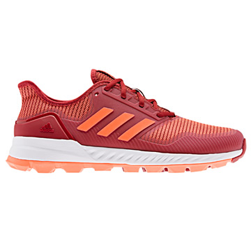 Adidas Adipower Hockey Shoes (Maroon-Orange)