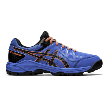 Asics Gel Peake Mens Hockey Shoes (Directoire Blue-Black)