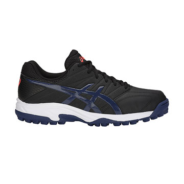 Asics Gel Lethal MP 7 Mens Hockey Shoes (Black)
