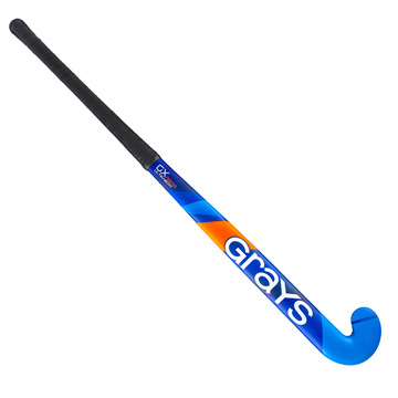 Grays GX1000 Ultrabow Junior Composite Hockey Stick (Blue)