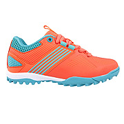 Grays Flash 2.0 Junior Hockey Shoes (Coral/Teal)